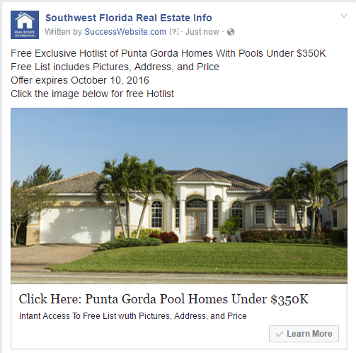 facebook-lead-ad-pool-homes