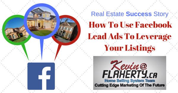 Leverage Your Listings With Facebook Lead Ads - SuccessWebsite