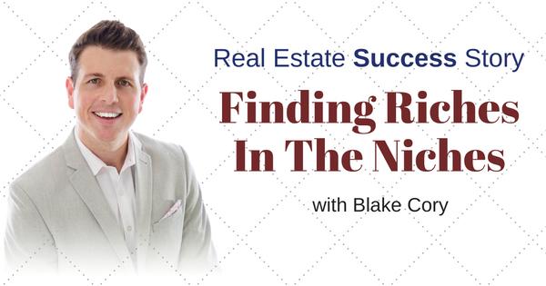 Blake Cory Success Story