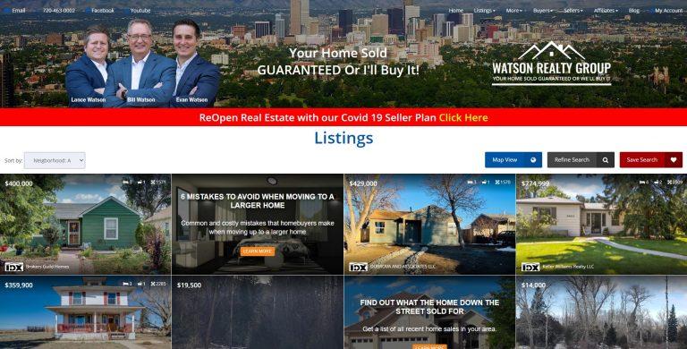 SuccessWebsite HDX - Website Branding Example